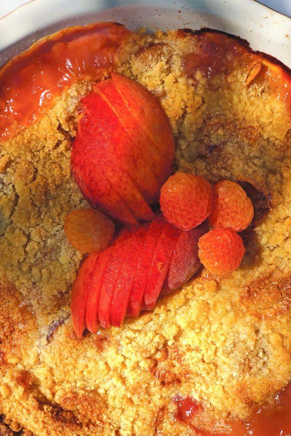streudel-cake